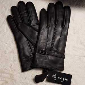 Leather Gloves Brand New